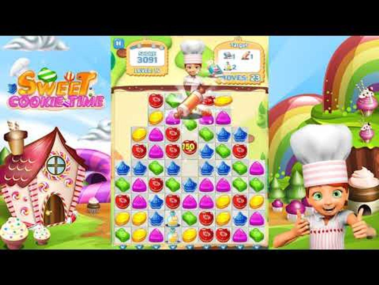 Video Image - Sweet Cookies Time: Fun Bakery Shop