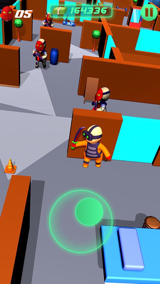 Screenshots - Sword Master Samurai Fighting Game, Weapon War