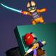 Sword Master Samurai Fighting Game, Weapon War