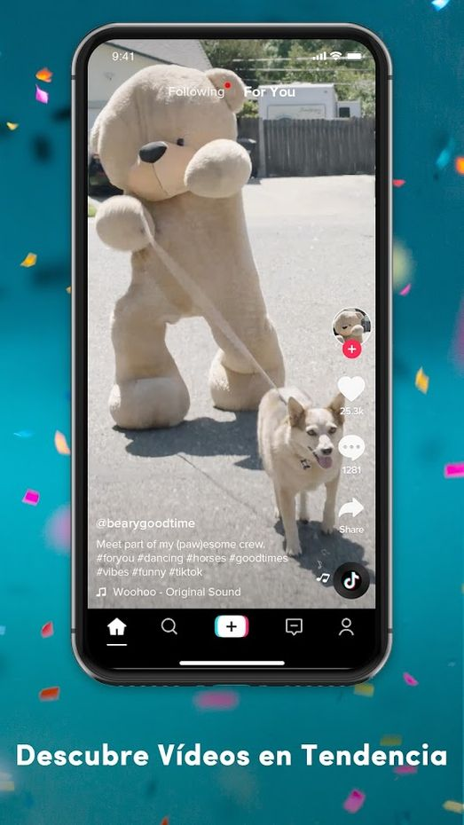 Screenshots - TikTok