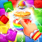 Toy Fun Crush - Treasure Match 3 Blast Games