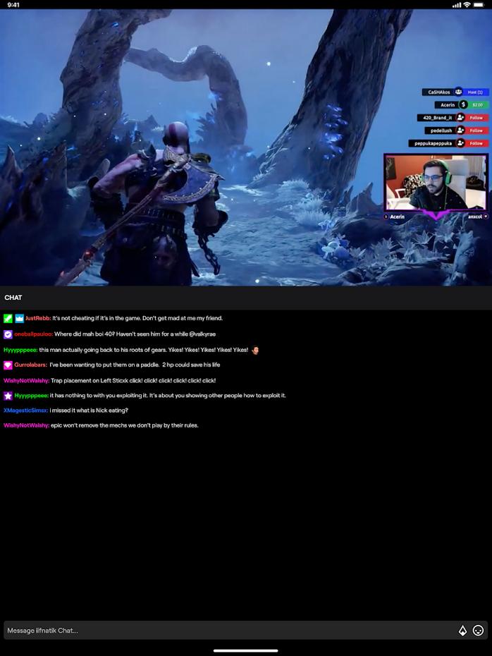 Screenshots - Twitch: Livestream Multiplayer Games & Esports
