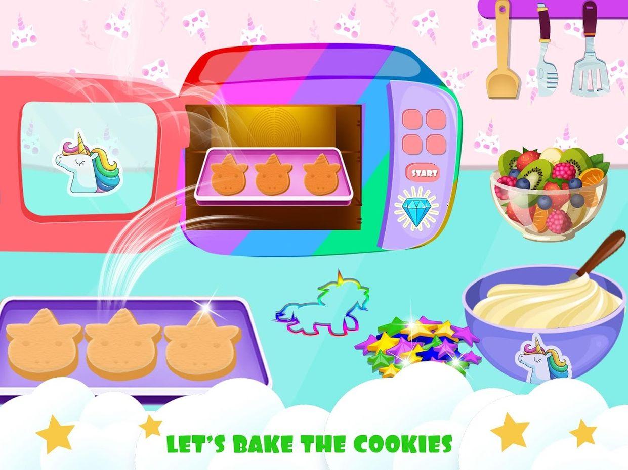 Screenshots - Unicornio Galleta Panadero Cocina