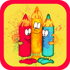 Universal Paint book: Coloring books for kids 2021