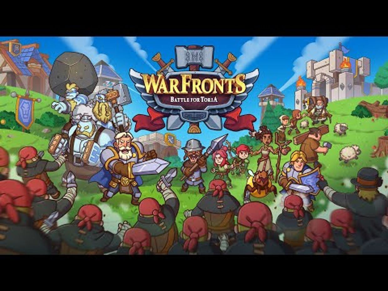 Video Image - Warfronts: Battle For Toria!
