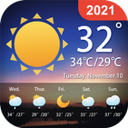 Weather Forecast - Local Weather Alerts - Widget
