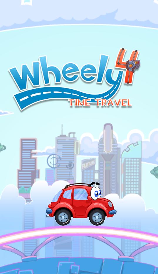 Screenshots - Wheelie 4 - Time Travel