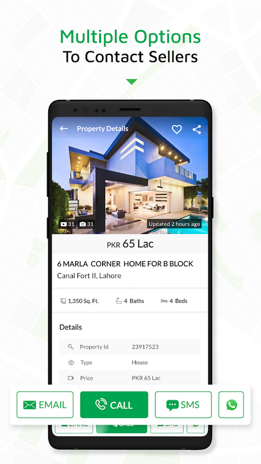 Screenshots - Zameen - No.1 Property Search and Real Estate App